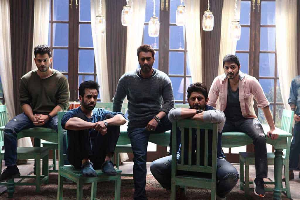 Golmaal Again Sunday Collection | Early Estimates